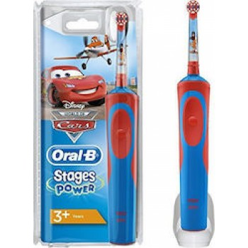 Oral-B Stages Power 3+ Cars 1τμχ