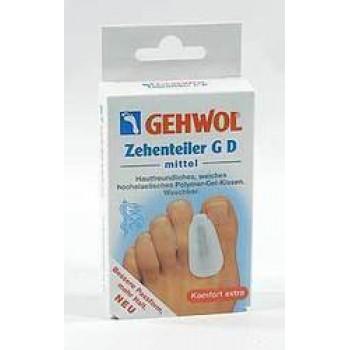 Gehwol Διαχωριστής Δακτύλων Ποδιών Τύπου G Small  3 Τμχ