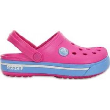 Crocs Crocband II.5 Clog 12837-6FG Neon Magenta/Bluebell