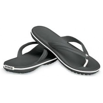 Crocs Relaxed Fit Crocband Flip Black