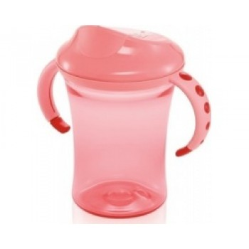 Nuk Easy Learning Cup 2 Ροζ, 10m+