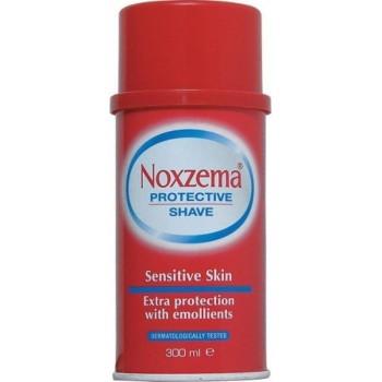 Noxzema Sensitive Αφρός Ξυρίσματος Για Ευαίσθητο Δέρμα 300ml