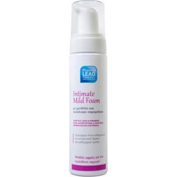Vitorgan Pharmalead Intimate Mild Foam Για Την Ευαίσθητη Περιοχή 200ml