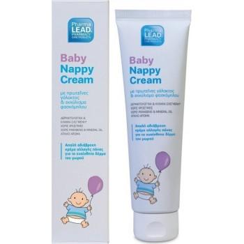 Pharmalead Baby Nappy Cream Απαλή Βρεφική Αδιάβροχη Κρέμα Αλλαγής Πάνας 150ml