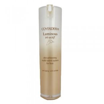 Coverderm Luminous Duo Pack Λευκαντική Κρέμα Ημέρας 15ml & Κρέμα Νυκτός 15ml