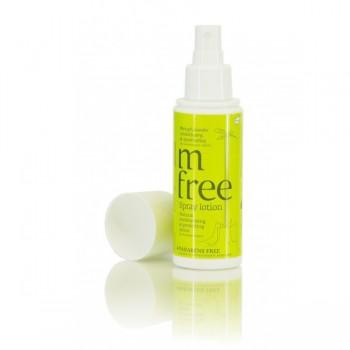 Benefit M Free Spray Lotion - Φυτικό Εντομοαπωθητικό Spray - 80ml