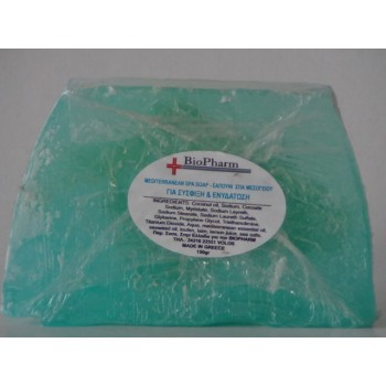 Biopharm Σαπούνι Σπα Μεσογείου Για Σύσφιξη & Ενυδάτωση 150g