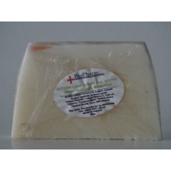 Biopharm Σαπούνι Γάλα-Βούτυρο Τροφή-Ανάπλαση-Ντεμακιγιάζ 100g