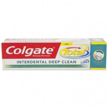 Colgate Οδοντόκρεμα Total Interdental Deep Clean 75ml