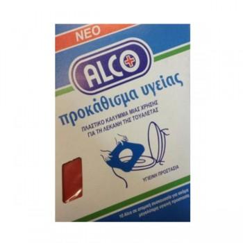 Alco Κάλυμα τουαλέτας 10τεμ
