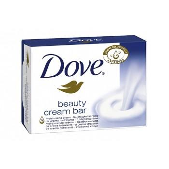 Dove Beauty Cream Bar White Soap - 100g