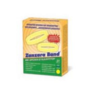 Zanzara Band Εντομοαπωθητικά Βραχιόλακια Large. 2 τεμάχια
