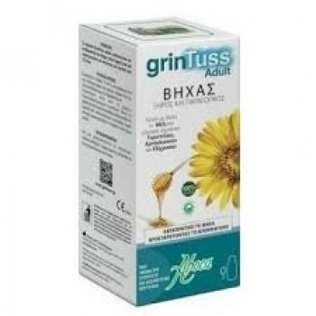 ABOCA GRINTUSS Syrup Adult 180g