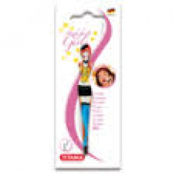 Titania Τσιμπιδάκι Φρυδιών Με Φιγούρες Κοριτσιών 9,7cm