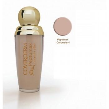 Coverderm Peptumax Concealer Plus Anti-Wrinkle No4 SPF15 8ml