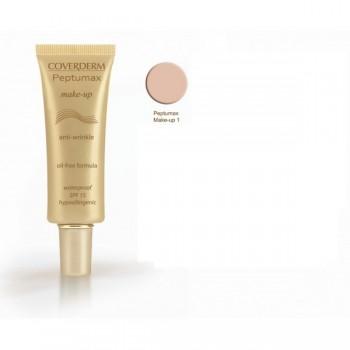 Coverderm Peptumax Make-Up Anti-Wrinkle  No1 SPF15 30ml