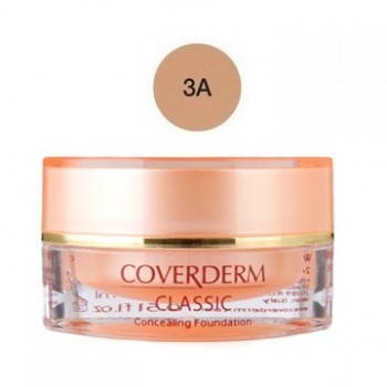 Coverderm Classic Concealing Foundation SPF30 No3A 15ml