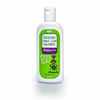 Dr j's Childrens Head Lice Repellent Sampoo 250ml