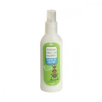 Dr J's Childrens Head Lice Repellent Leave In Spray 150ml