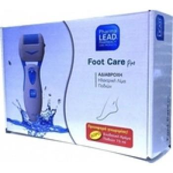Pharmalead Αδιάβροχη Ηλεκτρική Λίμα Ποδιών (ΔΩΡΟ Ενυδατική Κρέμα Ποδιών 75ml)