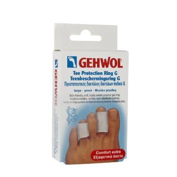 Gehwol Toe Protection Ring G, Προστατευτικός Δακτύλιος Δακτύλων Ποδιού Μεγάλο Μέγεθος 36mm- 2τμχ