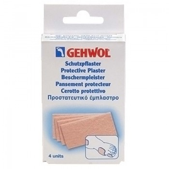 Gehwol Protective Plaster Thick Προστατευτικό Έμπλαστρο 4τμχ