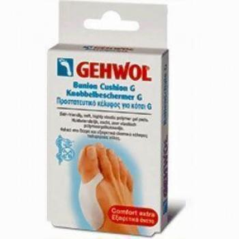 Gehwol Bunion Cushion G Προστατευτικό Κέλυφος για Κότσι, 1 Τεμάχιο