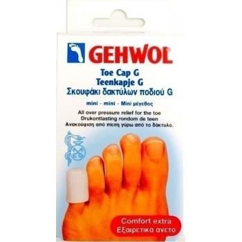 Gehwol Toe Cap G mini Σκουφάκι Δακτύλων Ποδιού G mini 2τμχ
