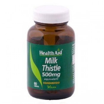Health Aid Milk Thistle 500mg 30tabs