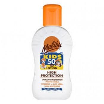 Malibu Sun Αντιηλιακή Προστασία Για Τα Παιδιά Με SPF 50