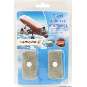 MASTER PLAST Travel Sickness Wristband (2 τμχ)