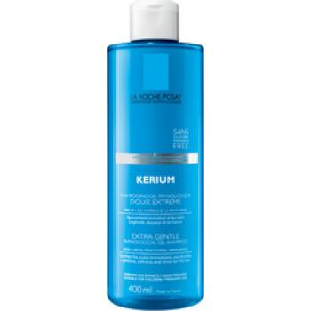 La Roche Posay Kerium Doux Extra Gentle Gel Shampoo For Normal Hair 400ml