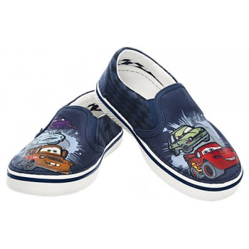 Crocs – Hover Slip On Kids Cars Navy-Blue