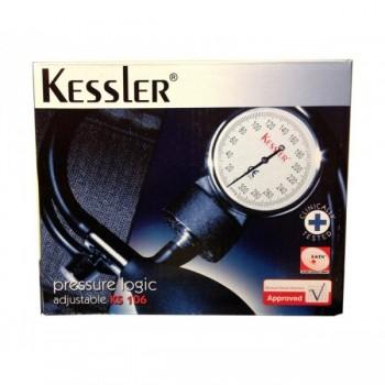 Kessler – Pressure Logic Adjustable KS 106 – Σφυγμομανόμετρο με Στηθοσκόπιο 1 τμχ