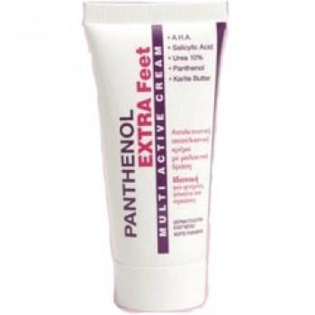 Panthenol Extra Feet – Multi Active Cream – Απολεπιστική, Αναπλαστική Κρέμα με Μαλακτική Δράση 60ml