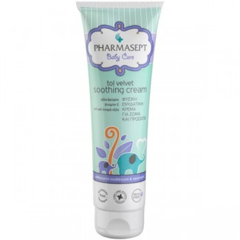 Pharmasept Tol Velvet Baby Soothing Cream 150ml