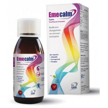 Emecalm Συμπλήρωμα Διατροφής Για Την Εξισορρόπηση Του Πεπτικού Συστήματος 120ml