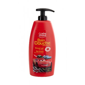 Corine de Farme Bath & Shower Gel Cars Αφρόλουτρο 500ml