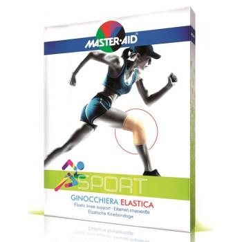 Master-Aid Sport Ελαστική επιγονατίδα medium