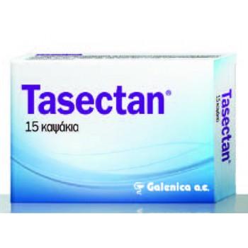 Tasectan 500mg  Για τον έλεγχο και την μείωση των συμπτωμάτων της διάρροιας 15κάψ