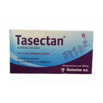 Tasectan Ελέγχει και μειώνει τα συμπτώματα της διάρροιας για παιδιατρική χρήση 20φακ.