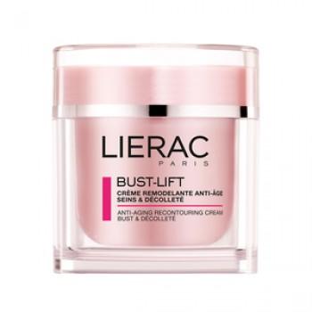 Lierac Bust Lift Body Cream Αντιγηραντική Κρέμα Γλυπτικής Σώματος 75ml