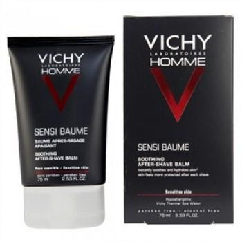 Vichy Homme Sensi Baume After Shave Balsam Κατά Των Ερεθισμών 75ml